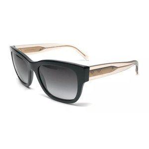 Burberry Unisex Brown Gold Sunglasses!